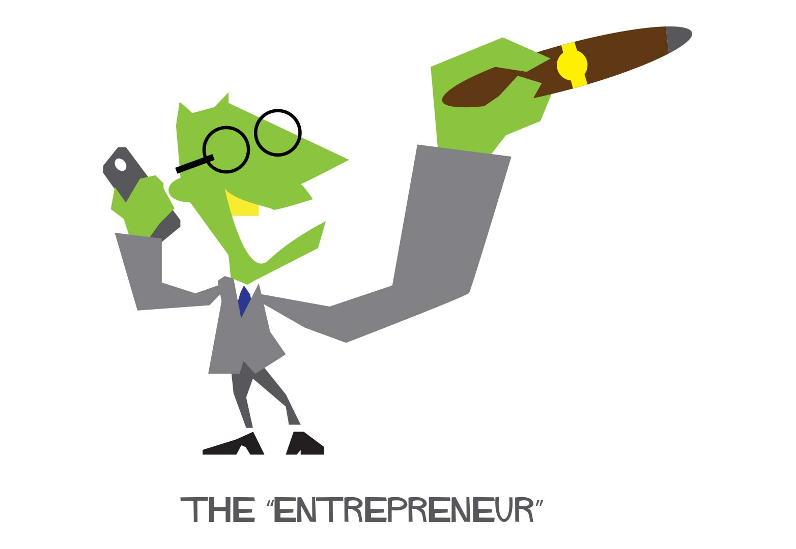 Fluid Web Development, entrepreneur