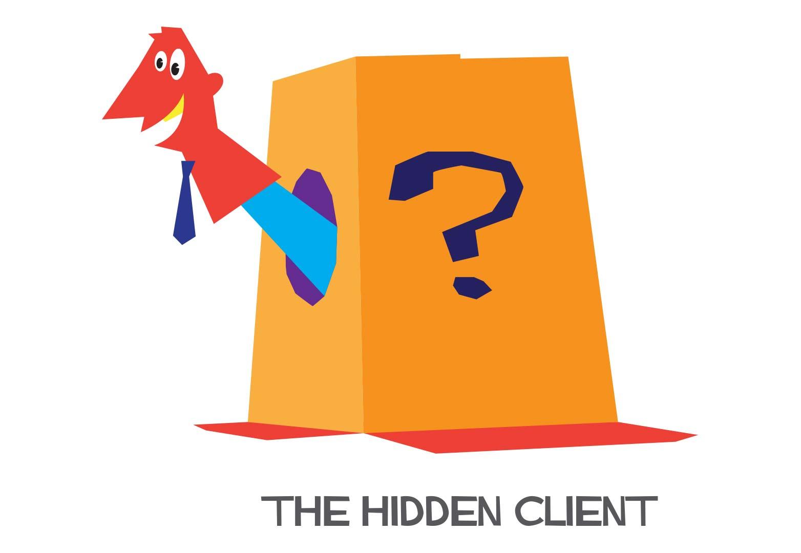 Fluid Web Development, hidden client